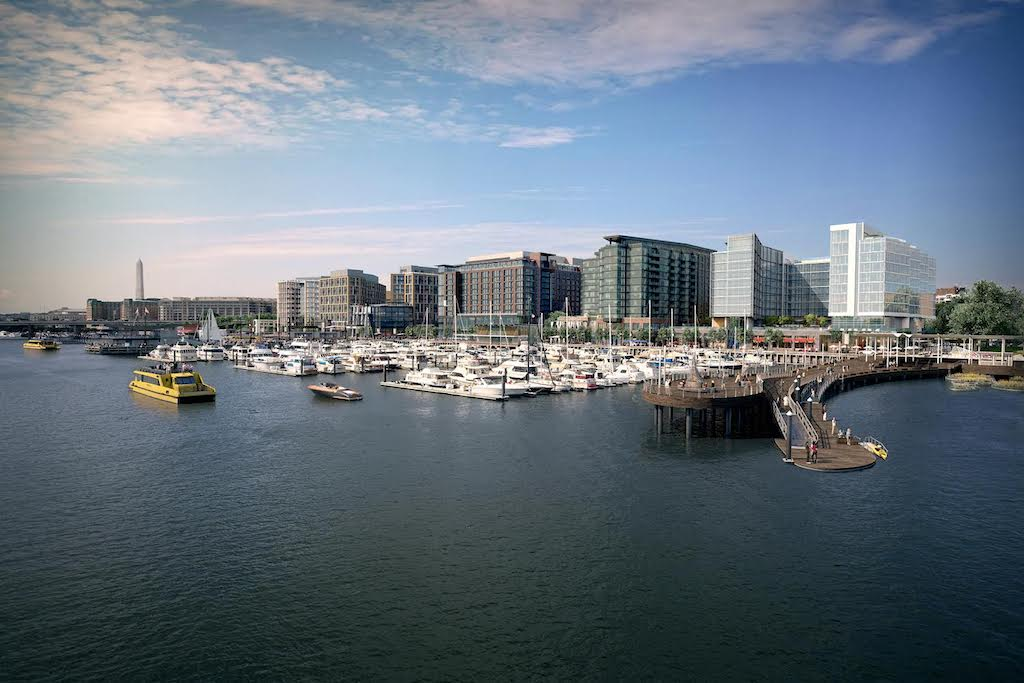 Wharf Opening October 12