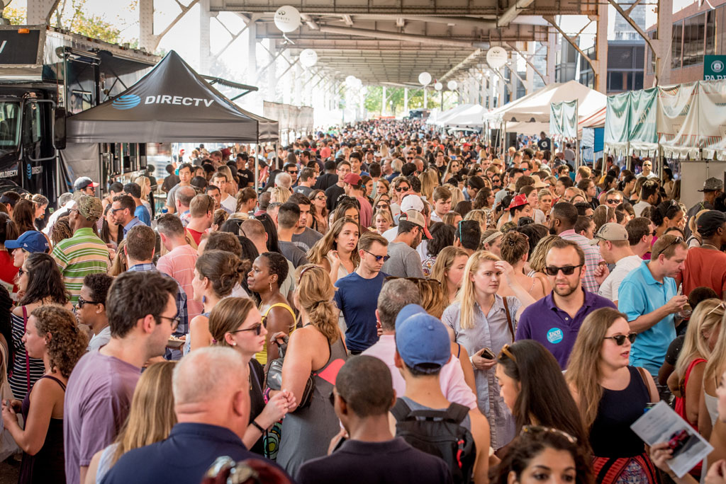 Photos From Washingtonian's Taste of Georgetown, Presented by INFINITI