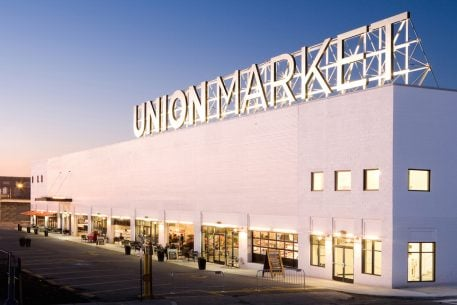 Union Market Wants You to Imagine Amazon Upstairs