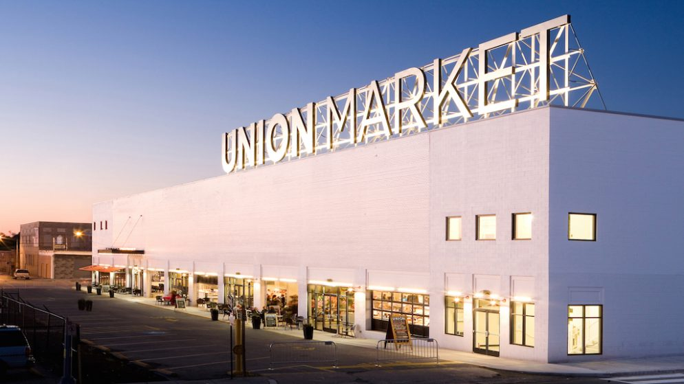 Union Market Wants You to Imagine Amazon Upstairs