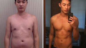 How I Got This Body: Losing 60 Pounds and Trading My Dad Bod for Abs