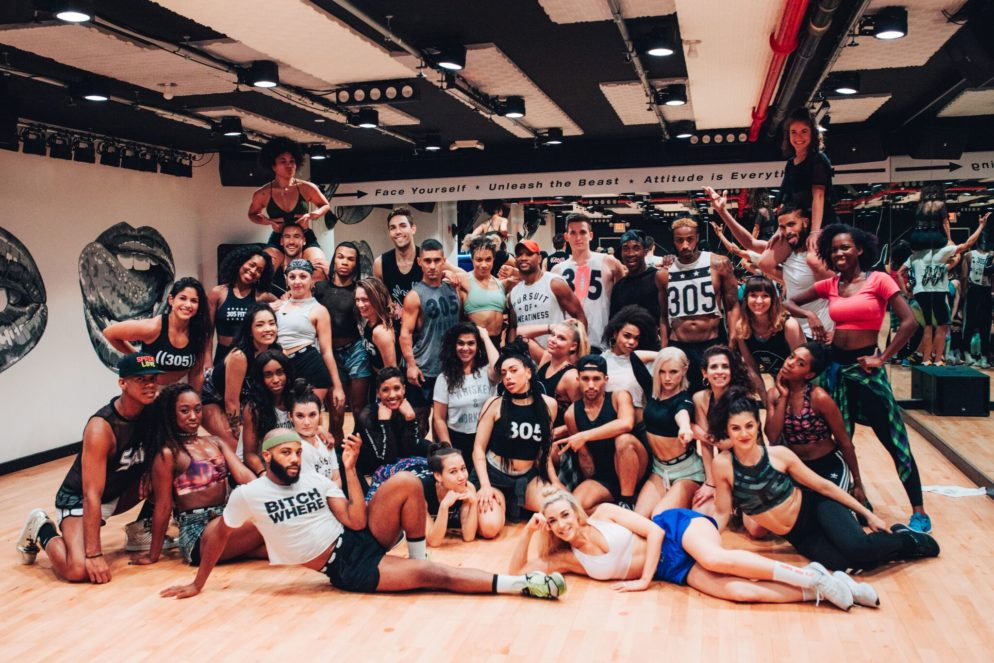 This Miami-Based Dance Workout Is Opening a Flashy New Flagship Gym Off the U Street Corridor