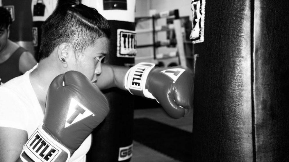 Meet Merissa Dyer, the Badass Boxing Coach Who's Teaching Women to Fight in Rockville