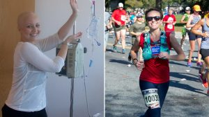 How I Got This Body: Beating Breast Cancer and Training for the Marine Corps Marathon