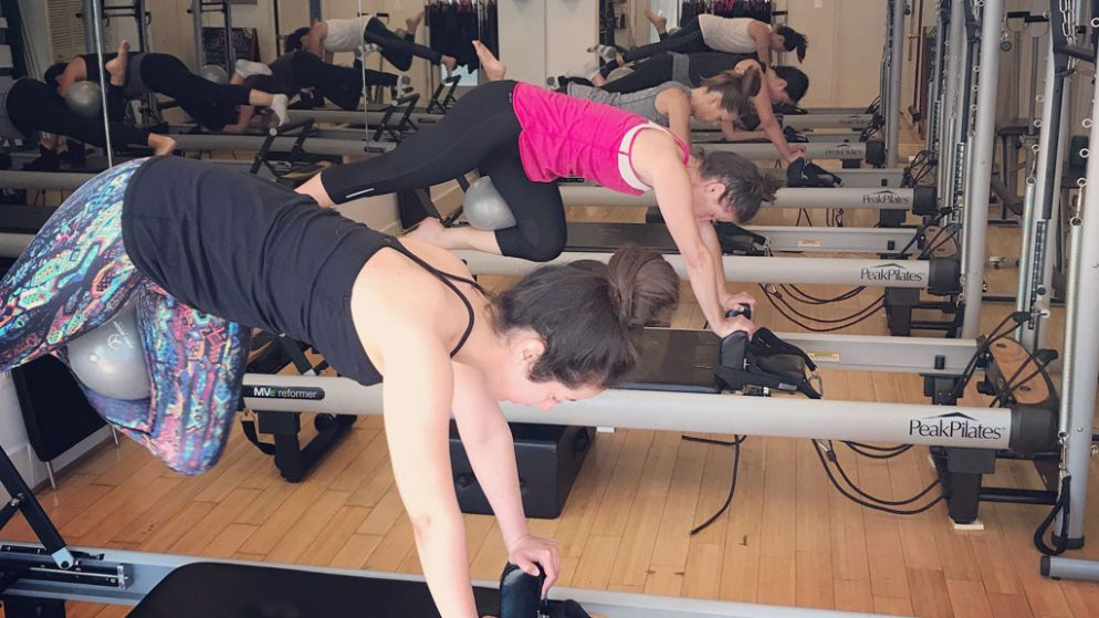 This DC-Based Reformer Pilates Studio is Expanding to Petworth