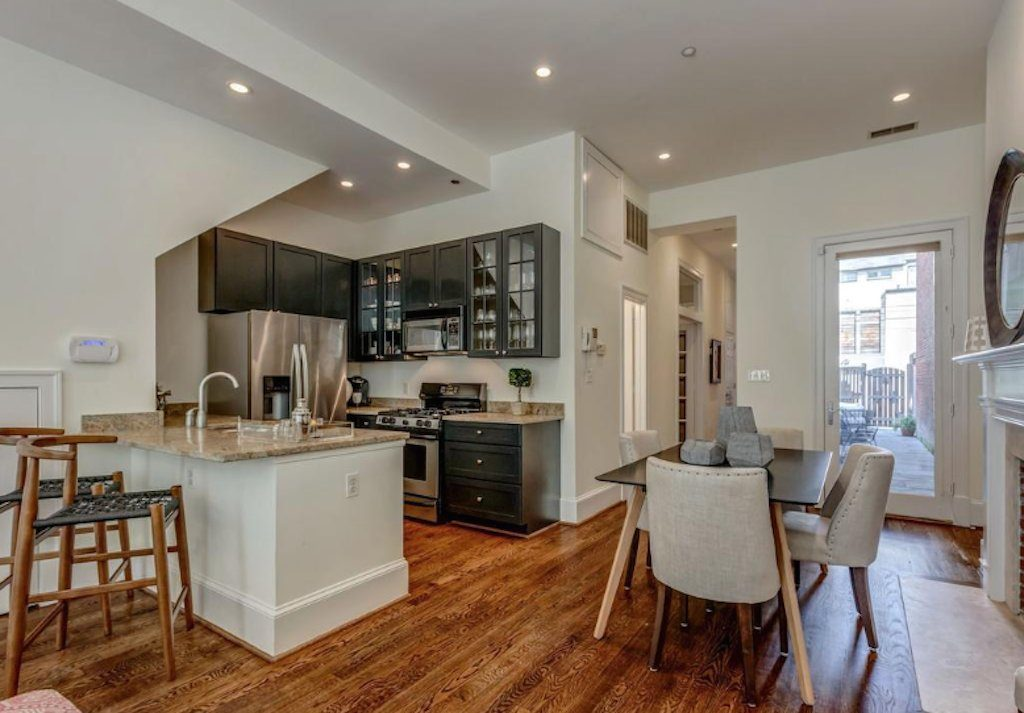 Why: This two-bed two-bath condo features high ceilings and light-filled rooms creating an openness that makes the 953-square-foot space seem ... & The Three Best Open Houses This Weekend: October 7-8   Washingtonian