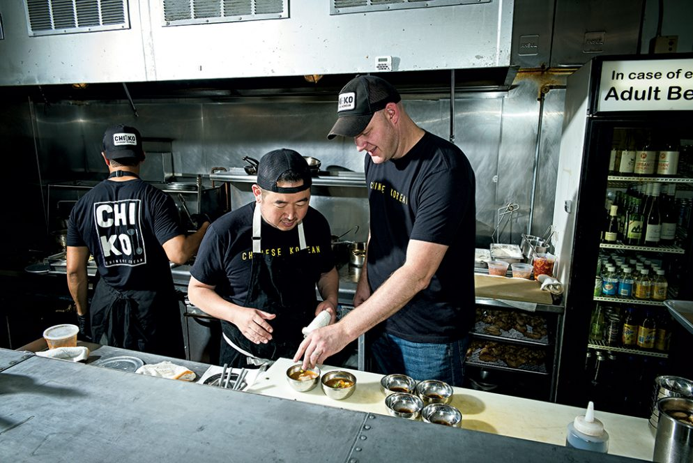 The Team Behind Chiko Is Opening Anju, a Korean Pub and Grill in the Original Mandu Space