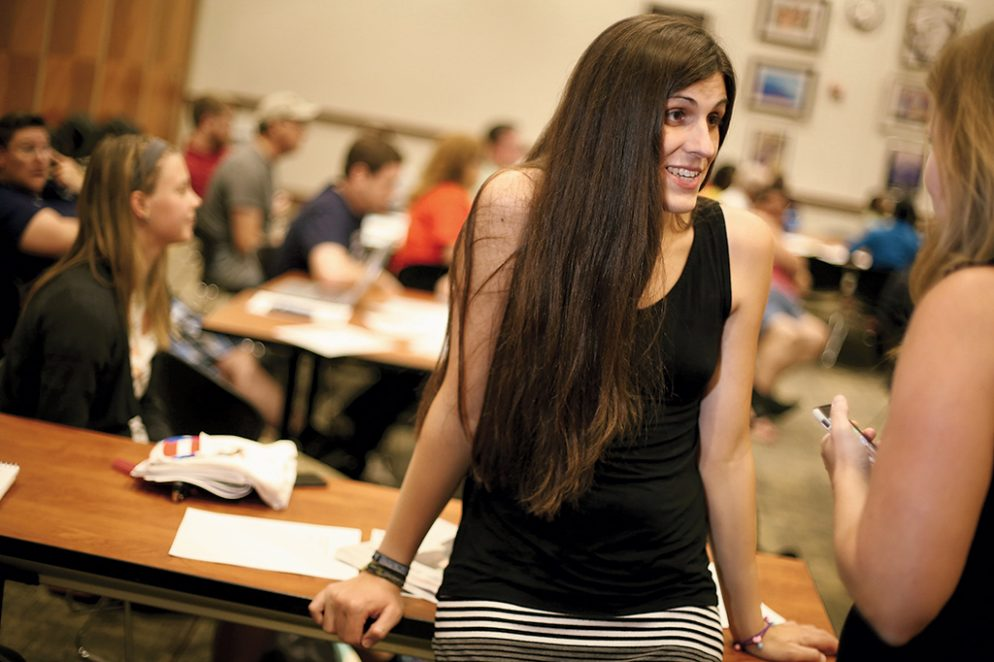 Danica Roem Is Virginia's Most Prominent Transgender Politician. She'd Rather Talk About Traffic.