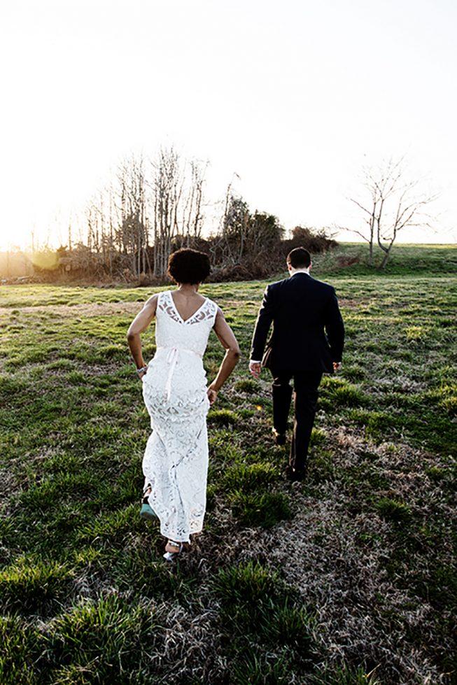 Erinn Smart + Andrew McLeod | The Happy Couple | Potomac18