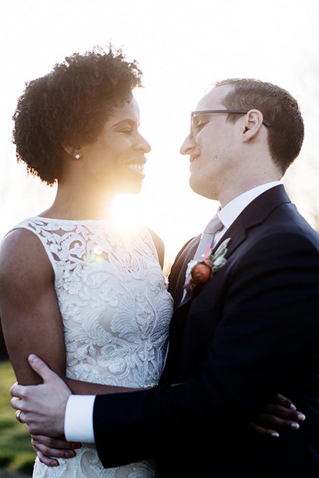 Erinn Smart + Andrew McLeod | The Happy Couple | Potomac19