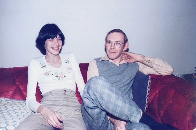 Andrew's parents, Barbara and Bob. Bob, who ran the chain for years, vanished in 1985.