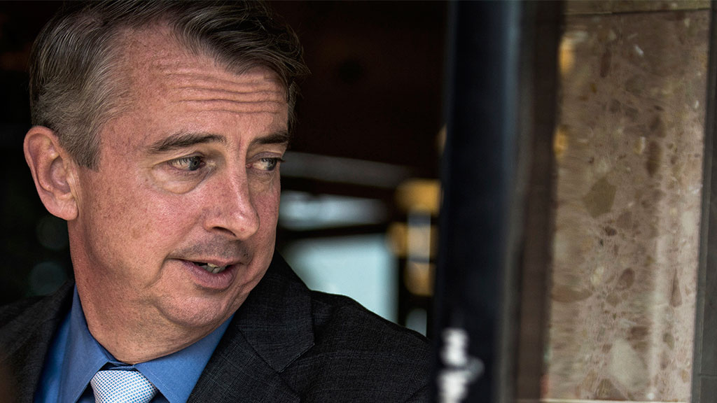 Can A DC Insider Win as a Republican in 2017? Ed Gillespie Is About to Find Out.