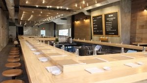 This New 14th Street Sushi Restaurant Specializes in Hand Rolls To-Order