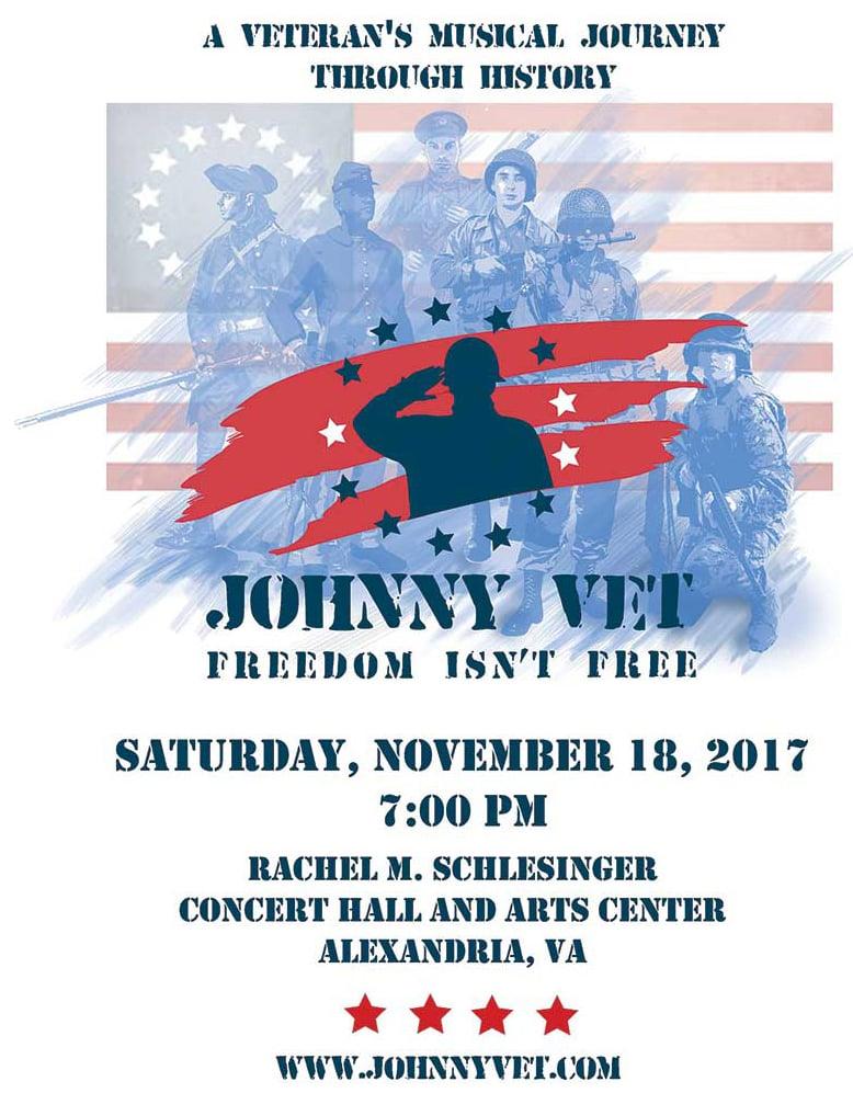 JOHNNY VET: Freedom Isn't Free