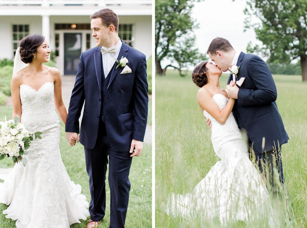 This Groom First Fell For His Future Bride While Interviewing Her For a Job (Needless to Say, She Was Hired!)