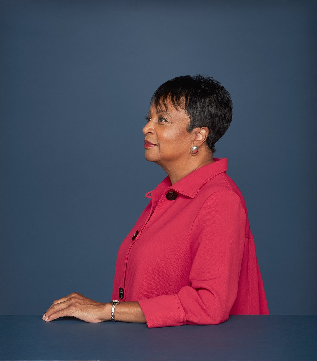 Carla Hayden, the first African-American and first woman to be Librarian of Congress, is bringing the nation's repository of the written word into the digital age.