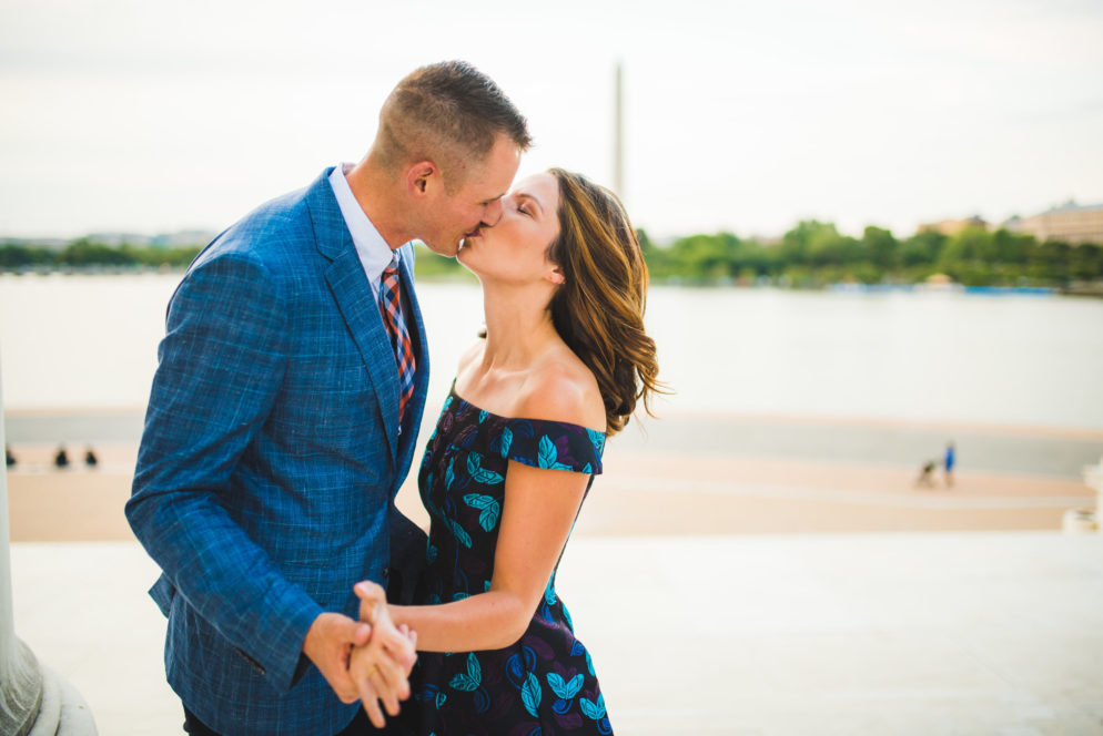 A US Army Officer Fell in Love With the Royal Canadian Officer He Met on Tinder. One Year and Several Border Crossings Later, They're Engaged.