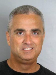 Silverthorne's mug shot. Photograph by Fairfax County Police/Splash News/Newscom.