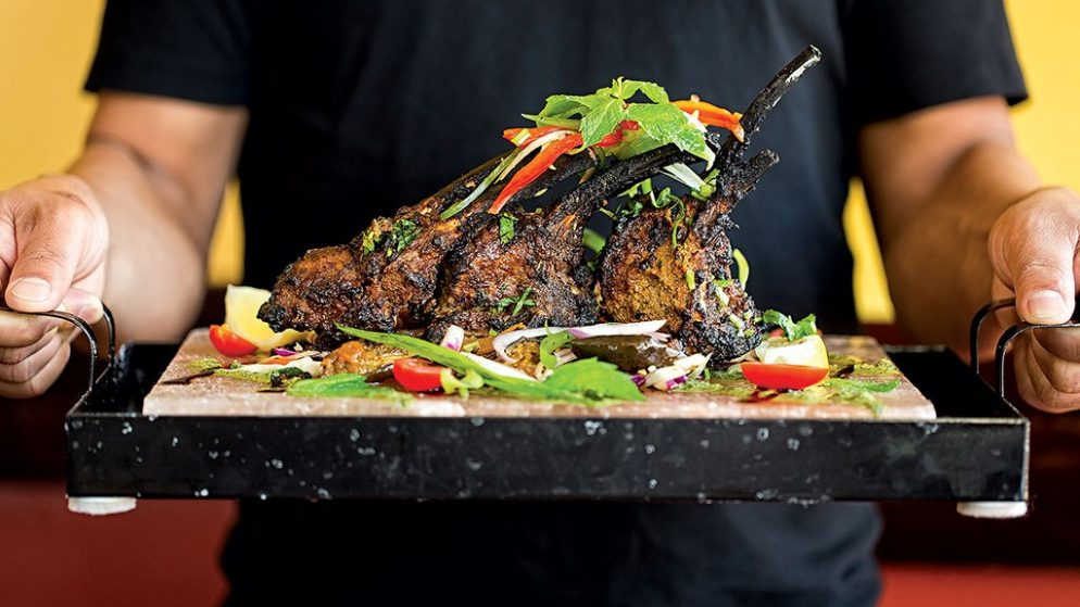 A Former Blue Duck Tavern Server Brings Nepal to Del Ray
