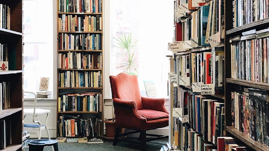 Get lost in a local shop like Idle Time Books. Photo via Instagram user @racheldjames.