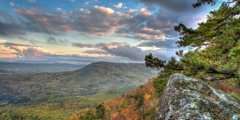 Explore the Shenandoah