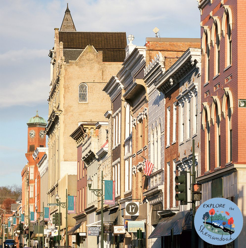 3 Great Small Towns In The Shenandoah Valley That Are