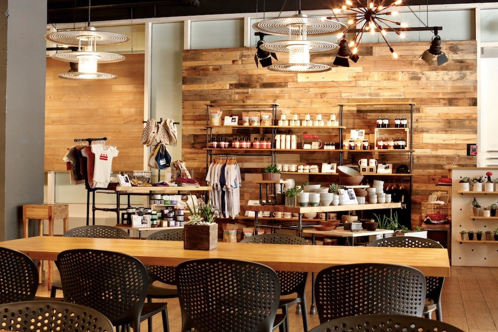 This Cafe And Boutique Is The Most Dc Thing To Happen To Dc