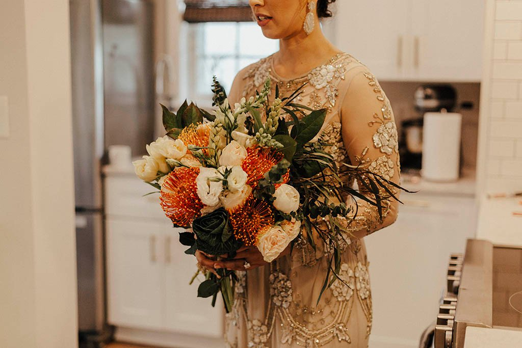 No Cake, No First Dance: How This Couple Pulled of a Stunning Minimalist Wedding on the National Mall at the DC War Memorial Soraya Turner Michael Goddard