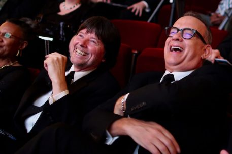 PHOTOS: Tom Hanks Honored at National Archives With Records of Achievement Award
