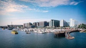 It Took 4 Acts of Congress and 22 Architecture Firms to Make the Wharf Happen
