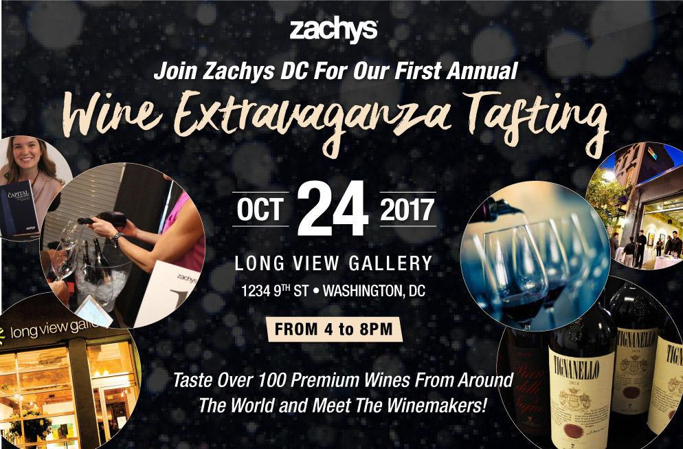 Zachys D.C.: Wine Extravaganza Tasting