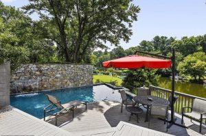 This Falls Church Lake House is A Perfect All-Season Escape