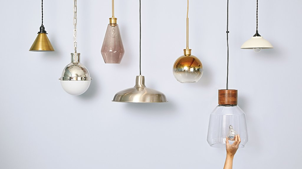 7 Perfect Pendant Lights That Are Like Jewelry for Your Kitchen