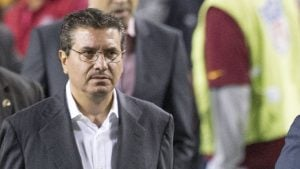 Report: Dan Snyder Played Second Banana to Jerry Jones