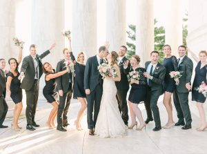 It Wasn't Until Her Future Groom Kissed her Goodnight that this Bride Realized She Was On A Date
