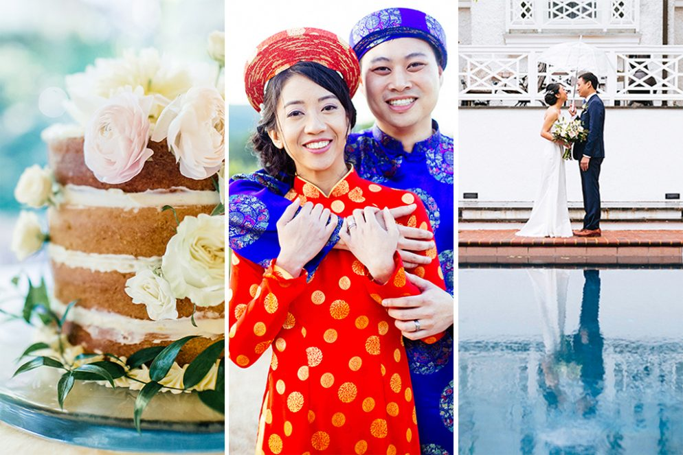 A Thai Water Ceremony and Surprise Wardrobe Change Helped this Couple Honor Tradition at their Charlottesville Wedding