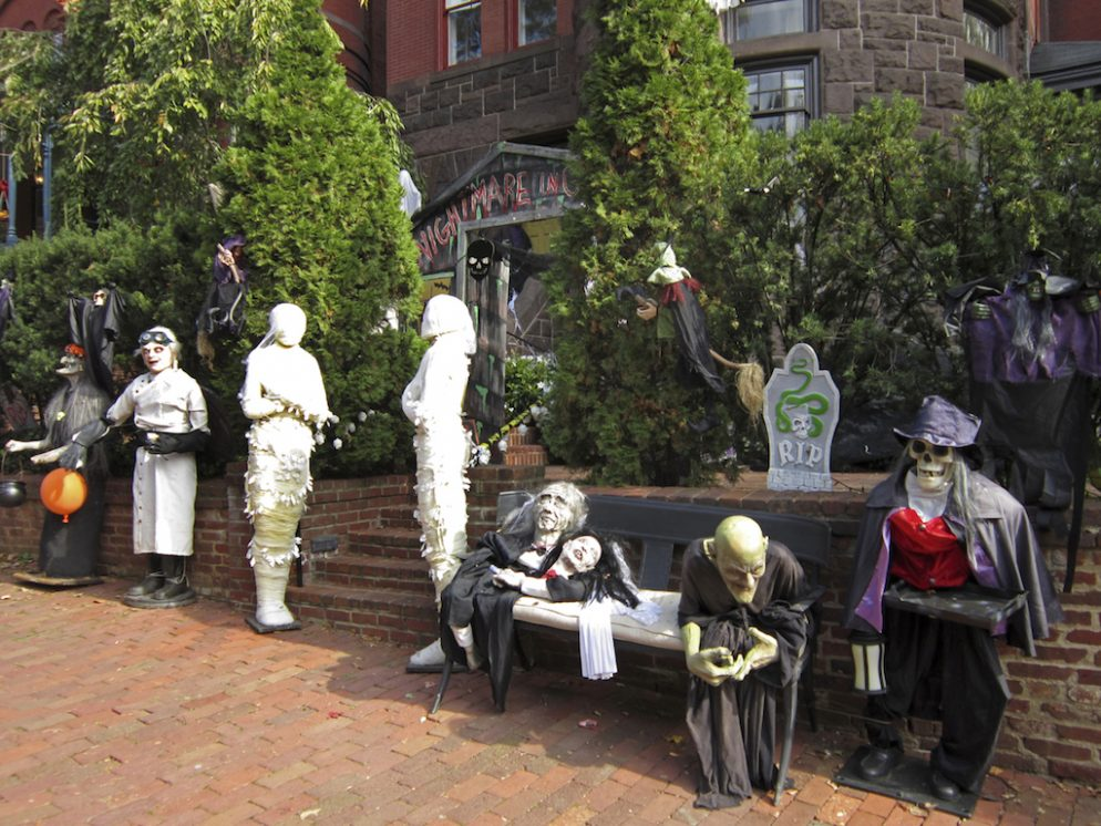 The 10 Best DC Neighborhoods for Trick-or-Treating