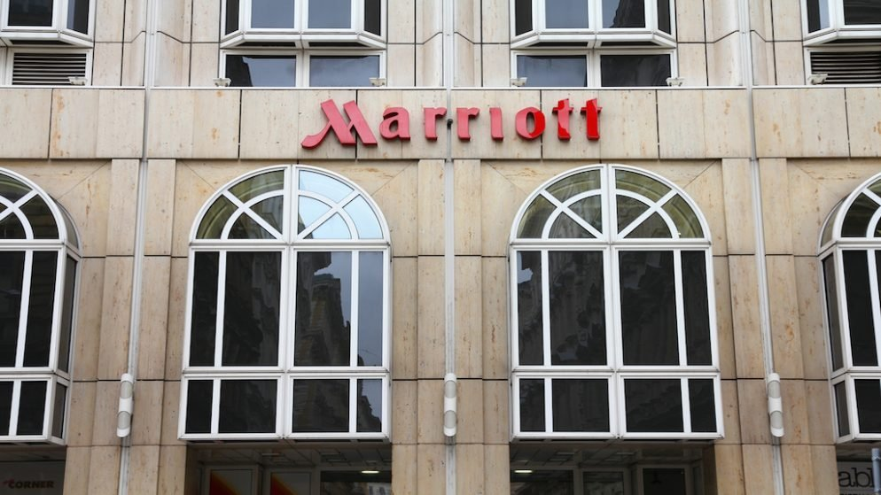 Marriott's Former Heir Apparent Sues His Father