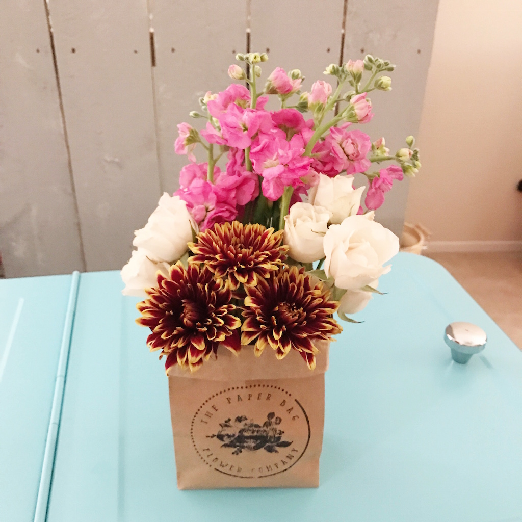 You can use rescued flowers to create gorgeous bouquets at this as for the flowers that dont get sold by paper bag they still wont wind up as garbage darling plans to turn her surplus blooms into sachets by drying mightylinksfo