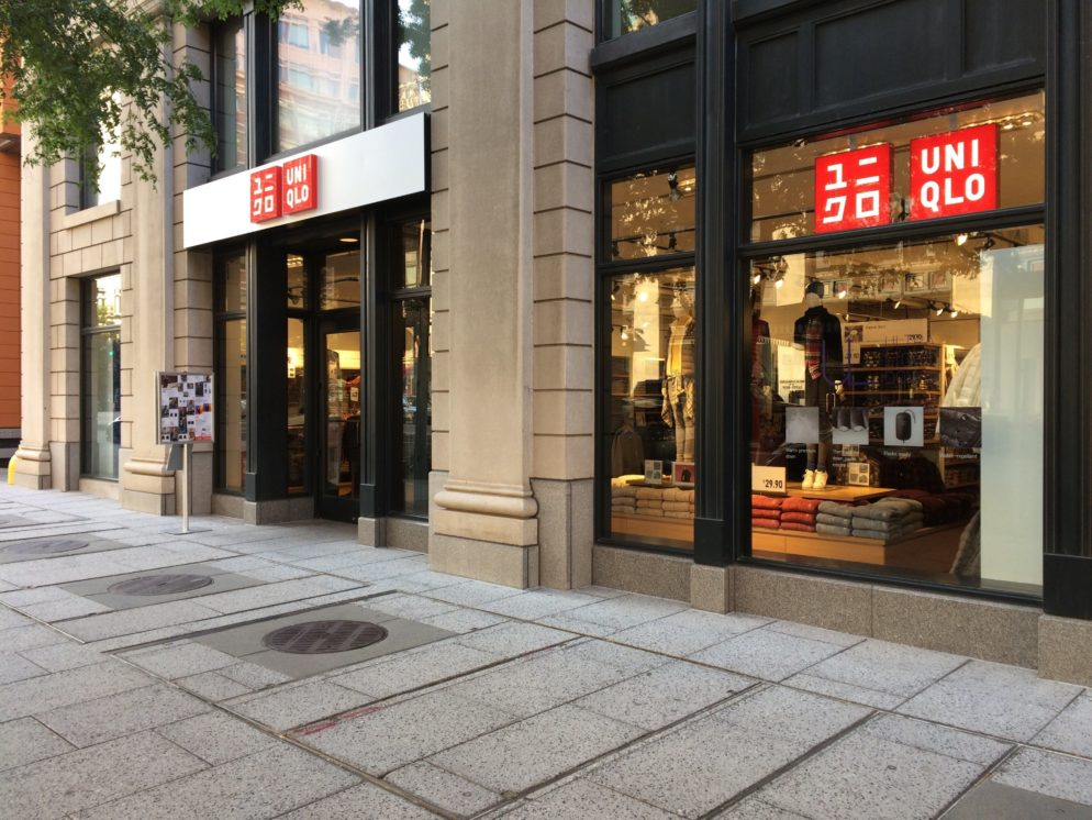 It's Official: Uniqlo Is Coming to Union Station