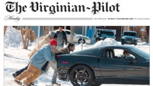 What Will Become of Those Great Virginian-Pilot Front Pages?