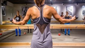 This Barre Studio Wants You to Pay for Class With a Donation to a DC Charity
