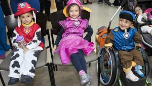 These Photos of Kids at Children's National Celebrating Halloween Will Melt Your Heart