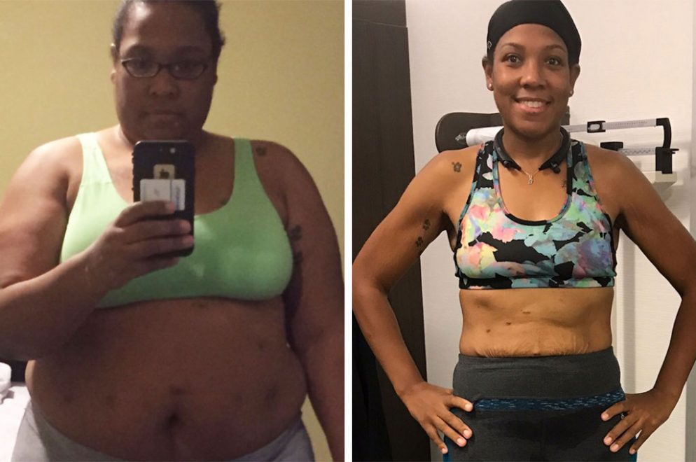 How I Got This Body: Counting Carbs While Losing 143 Pounds in 15 Months