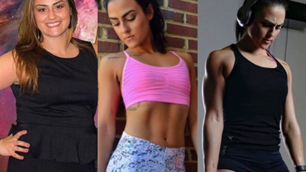 How I Got This Body: Losing 50 Pounds, Then Gaining Half of It Back Again