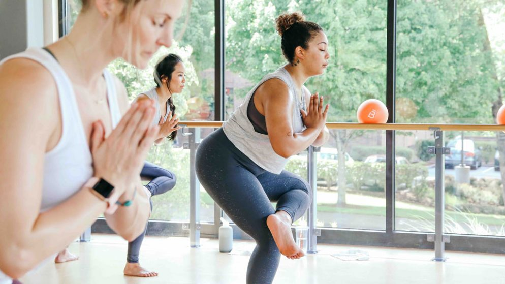 You Can Pay for Your Workout in Canned Goods at This DC-Area Barre Studio