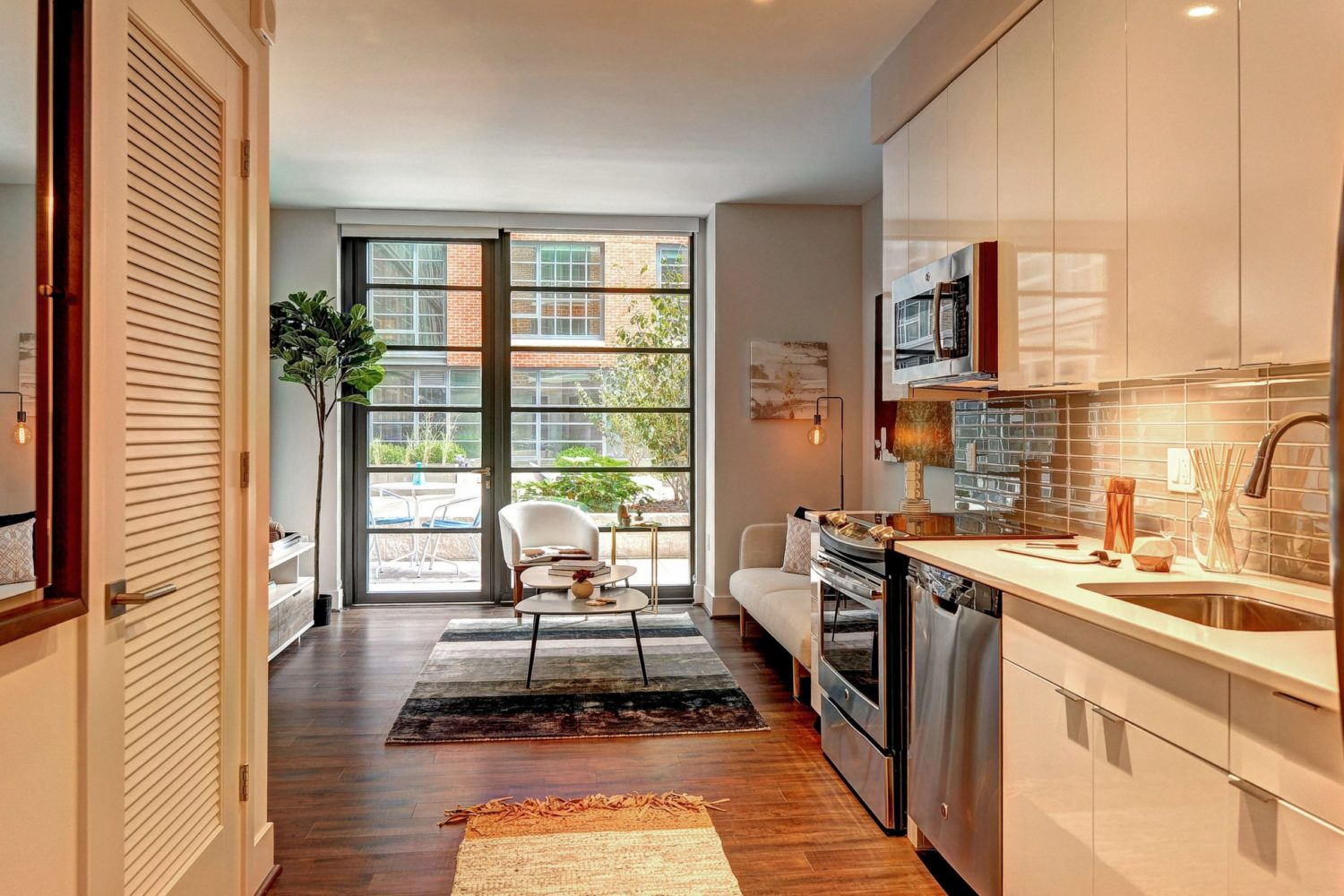 Elevated Apartment Living at The Wharf
