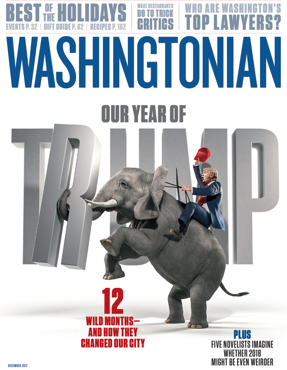 December 2017: Our Year of Trump