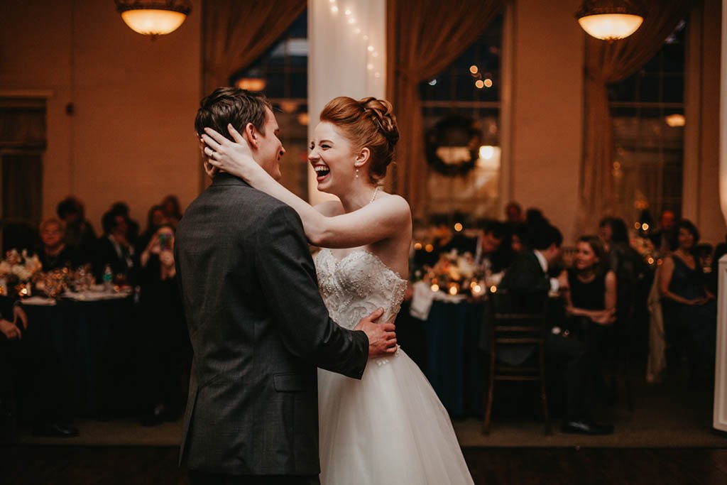 friends reconnect after years apart three months later get engaged sarah hicks tyler downey L.A. Birdie Photography holiday wedding