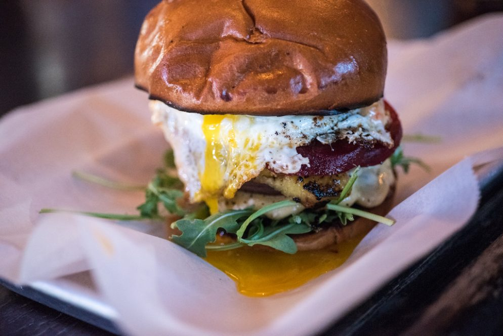 You're Going to Want to Eat ALL the Burgers on the Menu at This New Adams Morgan Joint